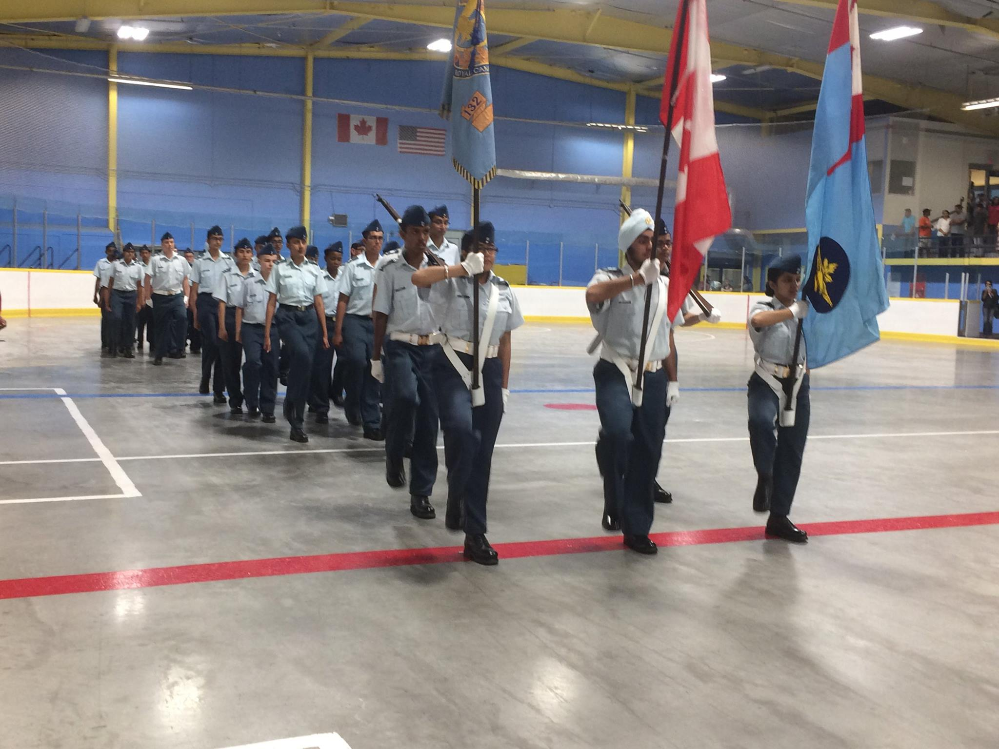 Join Air Cadets - Air Cadets Brampton - 132 Spitfire Squadron